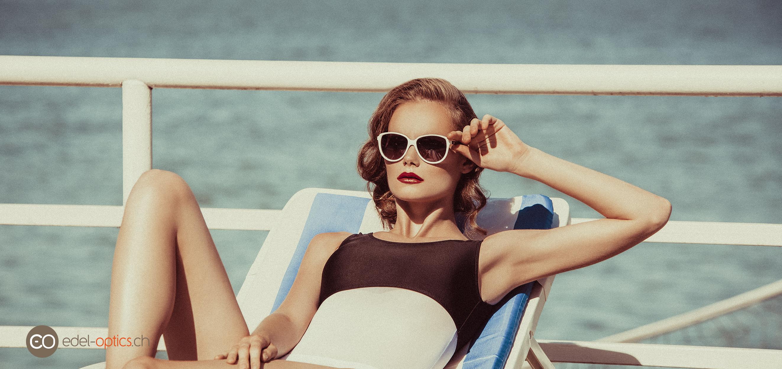 Zeitlose Brillen - Edel Optics Blog